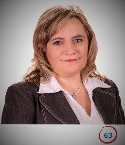 PaedDr.  Anna Dudová PhD.  (KDH)