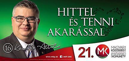 Attila Karaffa  (SMK-MKP)