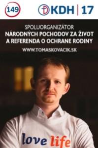 Tomáš Kováčik (Kresťanskodemokratické hnutie)