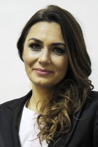 Mgr.  Monika Gergeľová  (SNS)
