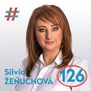 Mgr. Silvia Žeňuchová  (#SIEŤ)