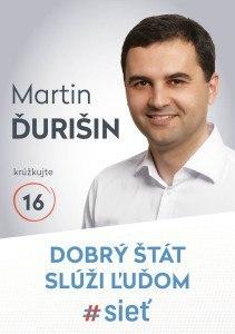 PhDr. Martin Ďurišin PhD.  (#SIEŤ)