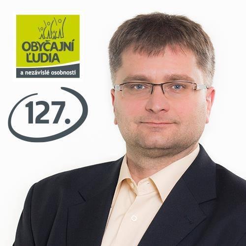 Ing. Jaroslav Hupka  (OĽANO - NOVA)