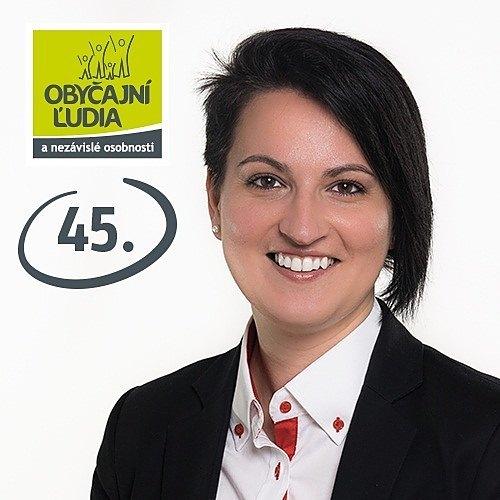 JUDr. Marianna Kováčová  (OĽANO - NOVA)