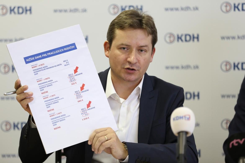 Ing. Darius Anton Hatok  (KDH)