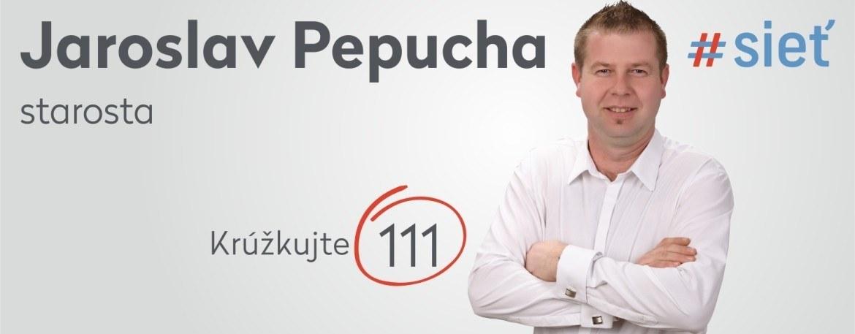 Jaroslav  Pepucha  (#SIEŤ)
