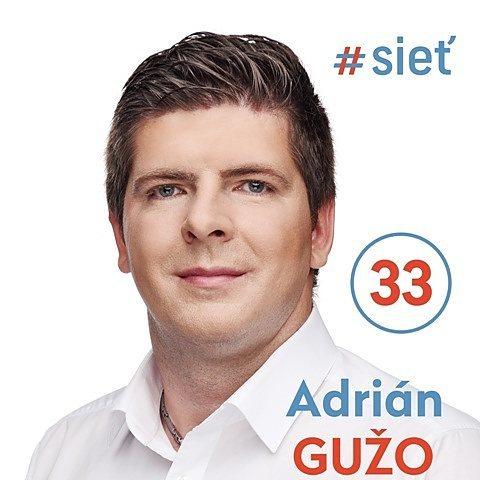 PhDr. Adrián Gužo  (#SIEŤ)