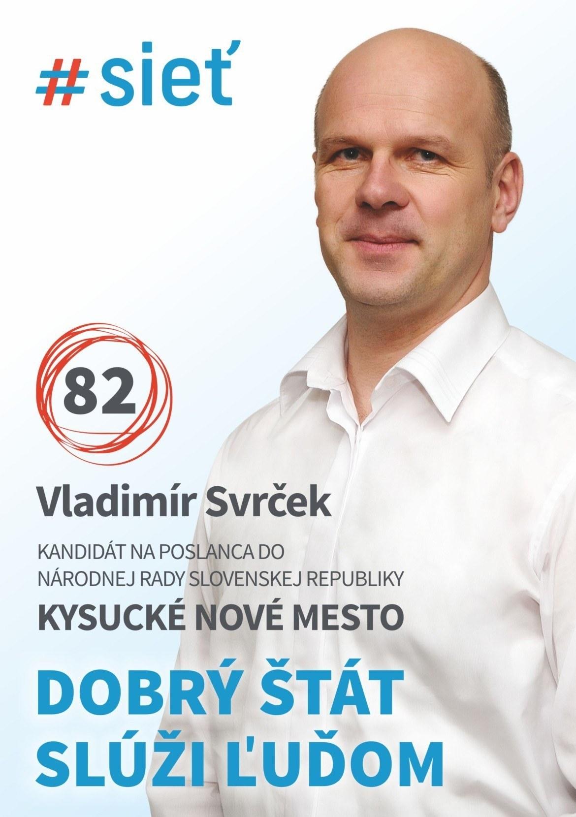Ing.Ing. Vladimír  Svrček  (#SIEŤ)