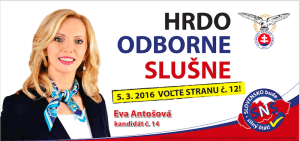 Ing. Eva Antošová  (SNS)