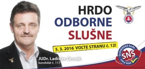 JUDr. Ladislav Černák  (SNS)