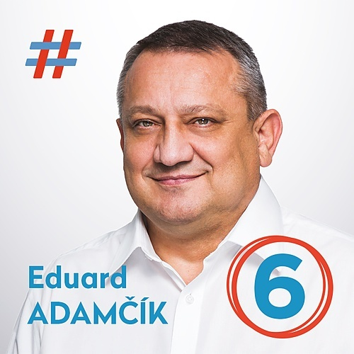 Ing. Eduard Adamčík  (#SIEŤ)