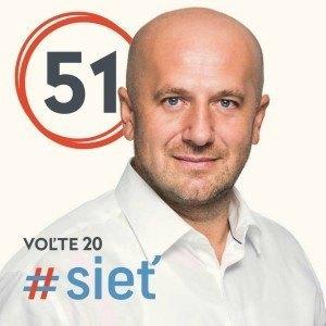 Bc. Erik Haľko  (#SIEŤ)