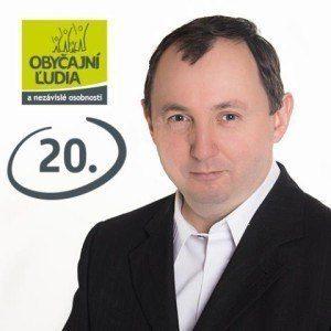 Ľubomír  Klieštik  (OĽANO - NOVA)
