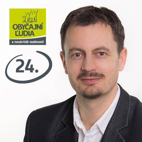 Ing. Eduard Heger  (OĽANO - NOVA)