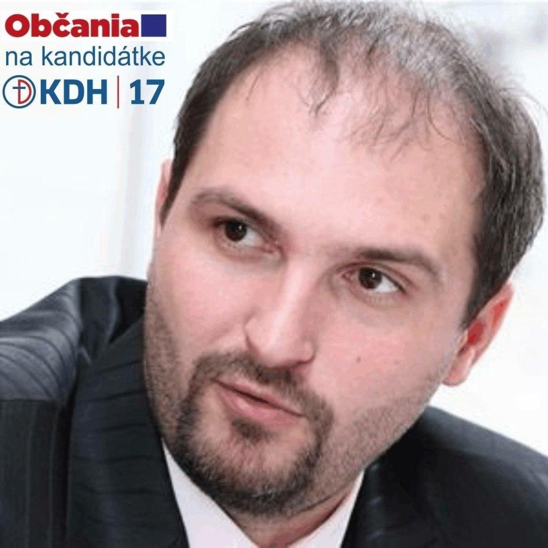 Ing Jaroslav Polaček  (KDH)