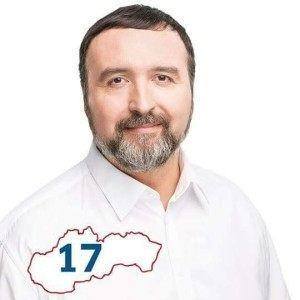 Mgr. Marián Sopčák  (KDH)