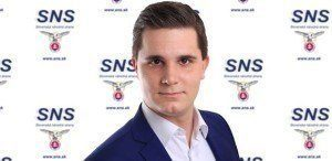 Maroš Pavlovič  (SNS)