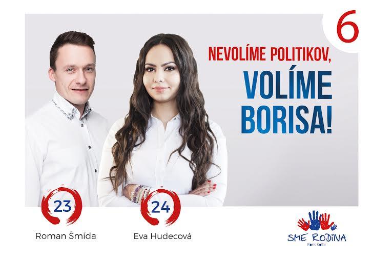 Roman Šmida  (SME RODINA)