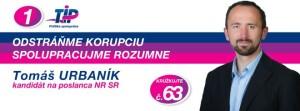 Mgr Tomáš Urbaník  (TIP)