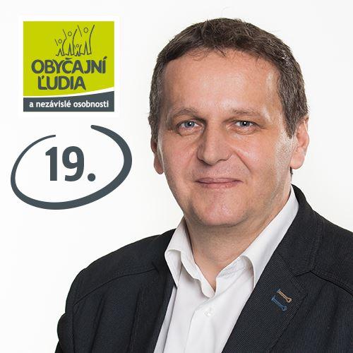 Milan Kuriak (OBYČAJNÍ ĽUDIA a nezávislé osobnosti (OĽANO - NOVA))