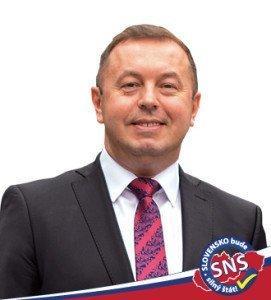 doc. PhDr. Ľudovít Hajduk PhD. (SNS)
