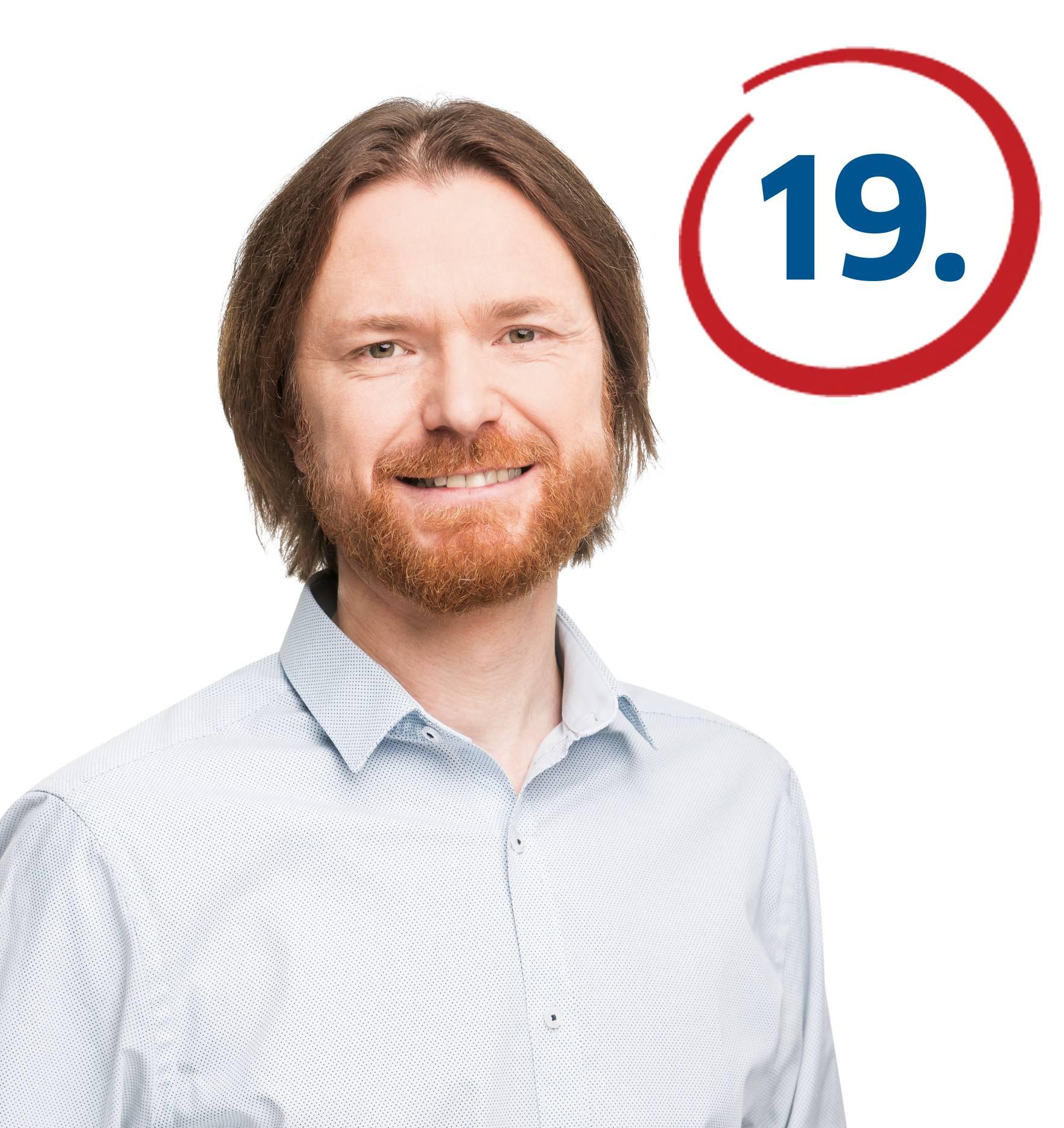 Ing Marek Michalčík  (KDH)
