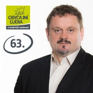 Ing. Marek Drimal PhD. (OĽANO - NOVA)