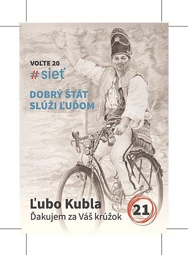 Ľubomír Kubla  (#SIEŤ)