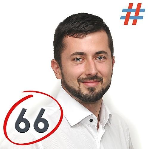 Ing.  Lukáš Paľko  (#SIEŤ)