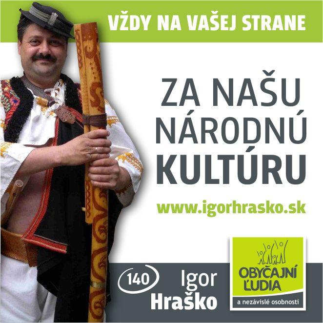 Ing. Igor Hraško  (OĽANO - NOVA)