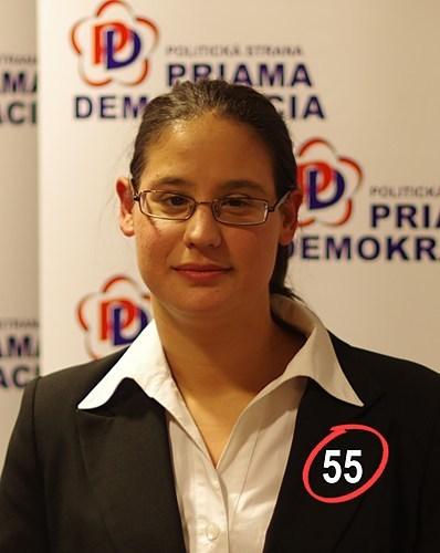 Sandra Mihalecová  (PD)
