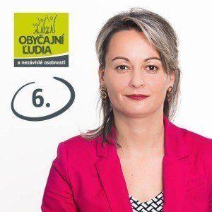 PhDr. Soňa  Gaborčáková  (OĽANO - NOVA)