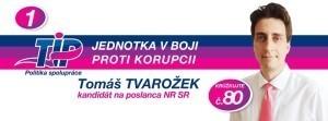 Mgr. Tomas Tvarozek  (TIP)