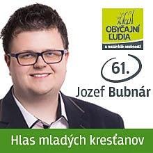 Mgr. Jozef Bubnár  (OĽANO - NOVA)