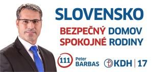 Peter  Barbas  (KDH)